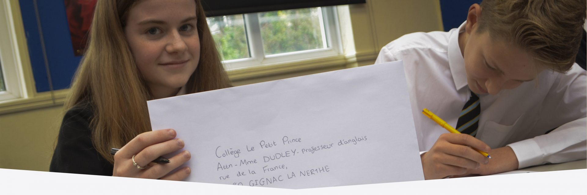 French Pen Pals - Teignmouth Secondary